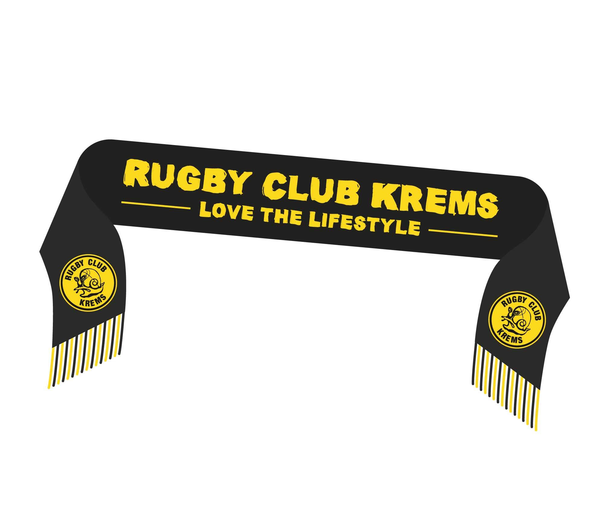 Rugby Club Krems Fanschal
