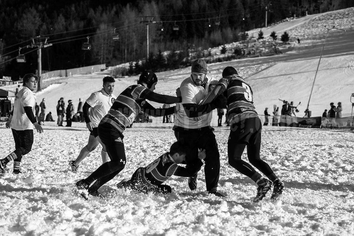 Snow Rugby Innsbruck 2017