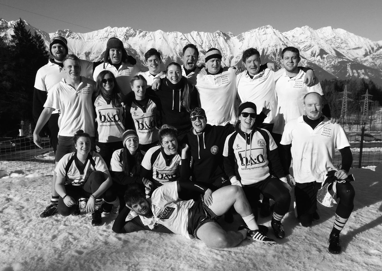 Snow Rugby Innsbruck 2018