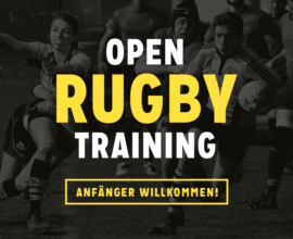 Open Rugby Training